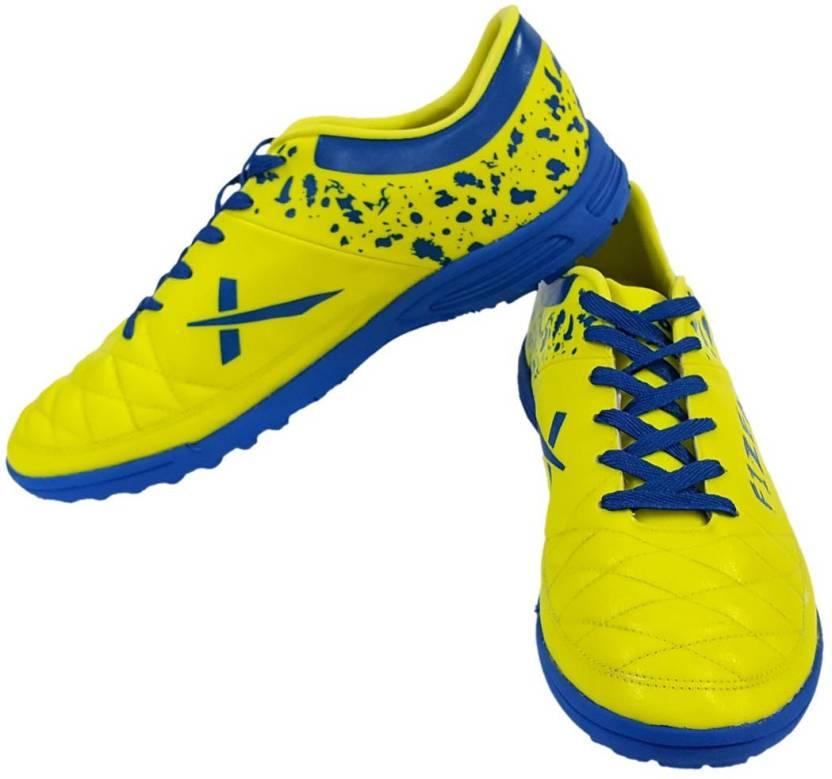 0b82b504b45a Vector X Fizer Indoor Football Shoes For Men - Buy Green, Blue Color ...