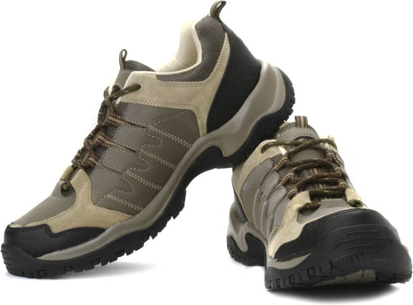 c27790c6468544 Power by Bata GRIP Outdoors Shoes For Men - Buy Brown Color Power by ...