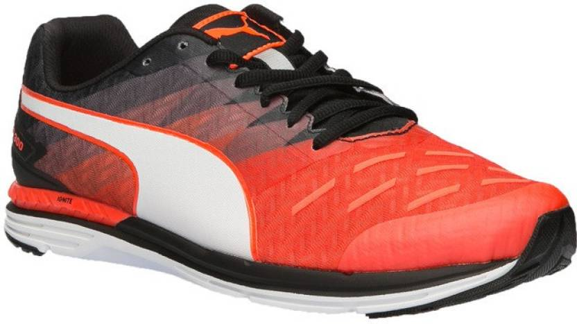 cd4ec2d5a35 Puma Speed 300 IGNITE Running Shoes For Men - Buy Red Blast-Puma ...