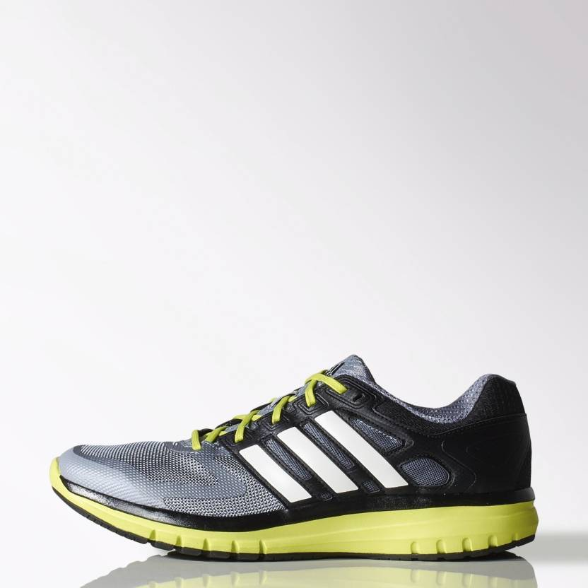 finest selection 3f5f7 a03c0 ADIDAS DURAMO ELITE M Running Shoes For Men (Black)