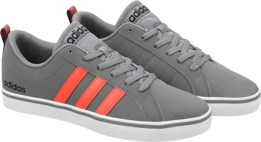 premium selection ecfb5 2b5f7 ADIDAS NEO VS PACE Sneakers For Men (Grey)