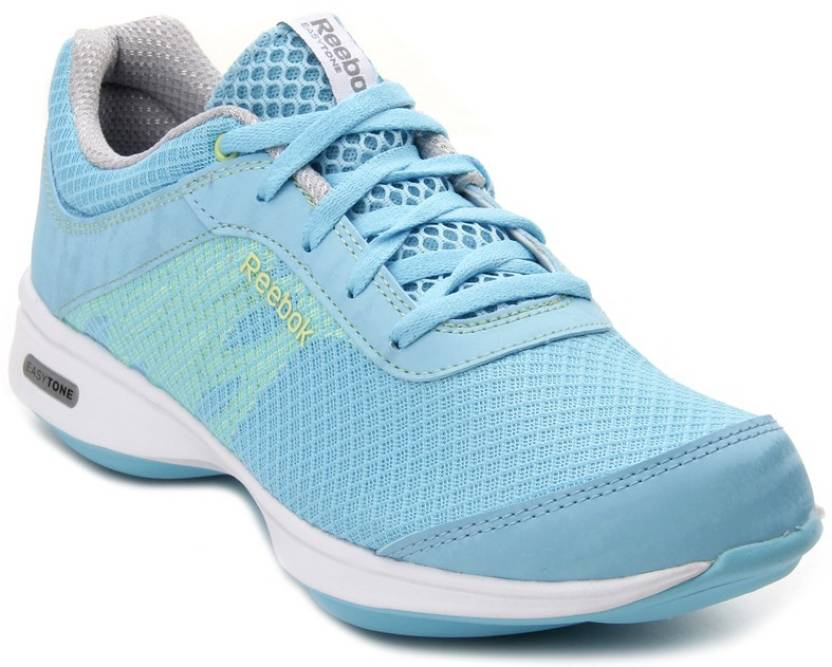 8e1c99bc9768 REEBOK Easytone Reenew Iv Toning Shoes For Women - Buy Blue Pool ...