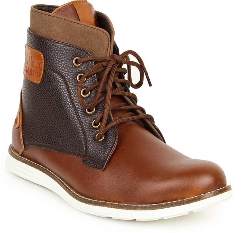 Alpes Martin Cluntch Boots For Men - Buy Tan Color Alpes Martin ... f8f44d05cc4f9