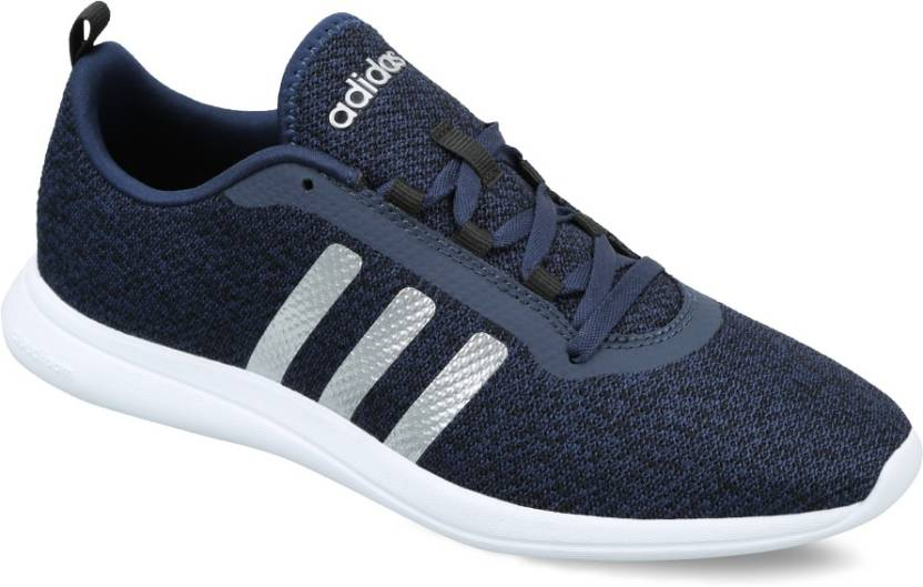 1813581387 ADIDAS NEO CLOUDFOAM PURE W Sneakers For Women - Buy CONAVY/SILVMT ...