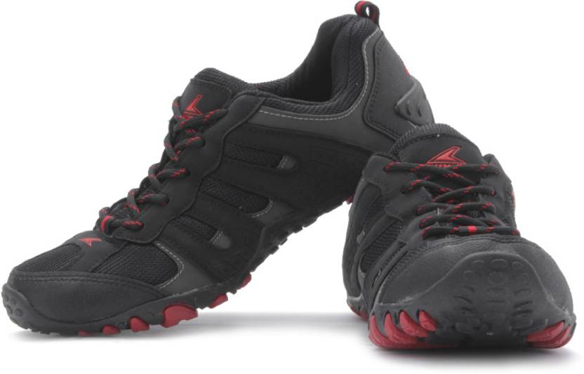 Power Men Od 12 Outdoors Shoes - Buy Black Color Power Men