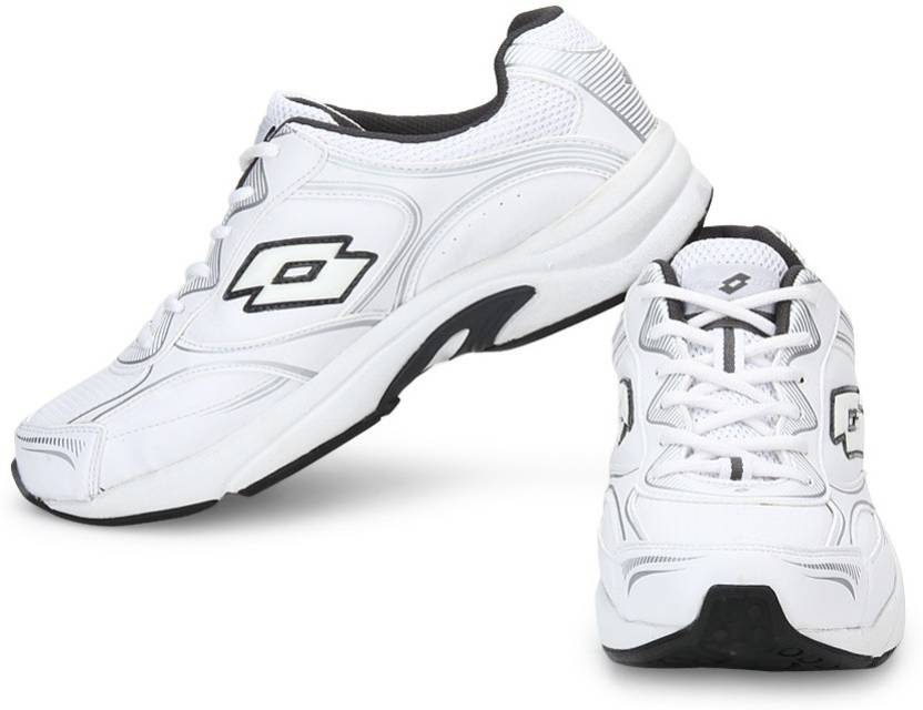 04b12d9068d Lotto Maiorca LTH Running Shoes For Men - Buy White Color Lotto ...