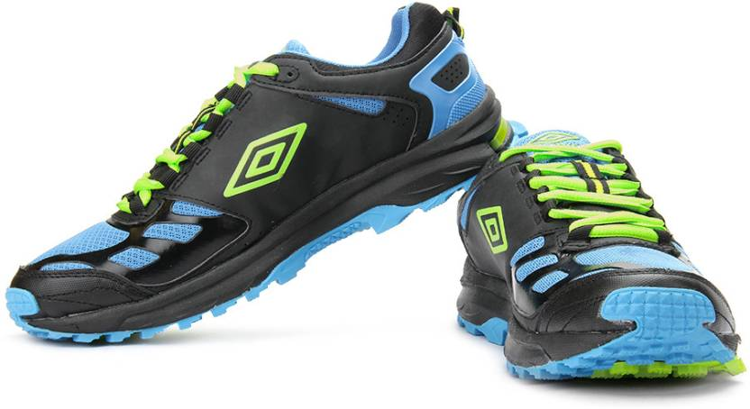 1ff204408702 Umbro by FBB Running Shoes For Men - Buy Black