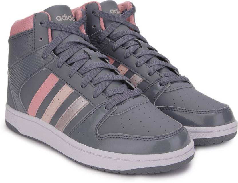 Buy Adidas Neo VS HOOPSTER MID W Sneakers online | Looksgud.in
