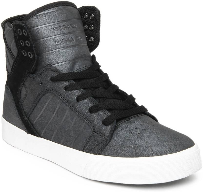 352c31c855f9 Supra Skytop Casual Shoes For Men - Buy Blk Color Supra Skytop ...