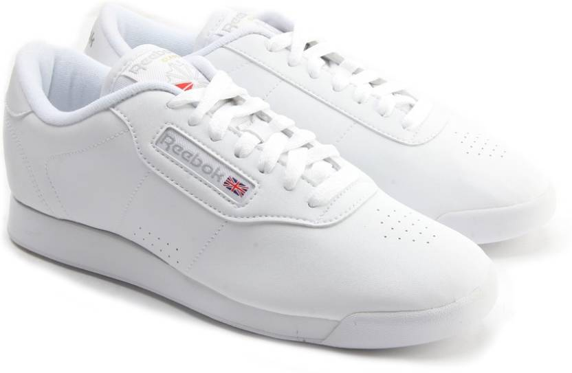 43e97a2cb53ab REEBOK PRINCESS Sneakers For Women - Buy WHITE Color REEBOK PRINCESS ...