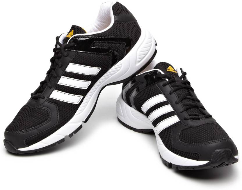 d9dfac3308f9 ADIDAS Galba Lightweight Running Shoes For Men - Buy Black Color ...
