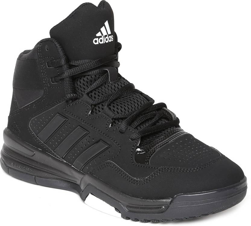 63197234837 ADIDAS Basketball Shoes For Men - Buy Black Color ADIDAS Basketball ...