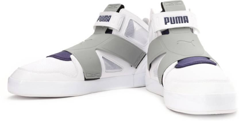 Puma El Rey Future Sneakers For Men - Buy White 6884e69f2