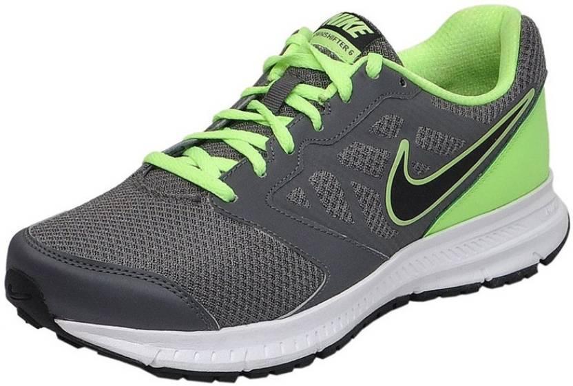 4b3ec4e88d7d Nike 684658-016 Running Shoes For Men - Buy Dark Grey Black-GHST GRN ...