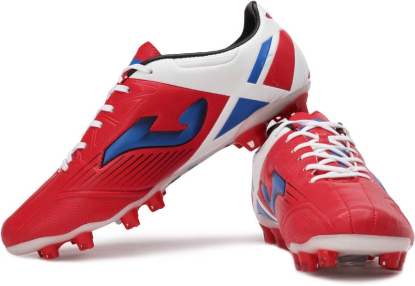 d2cf5ae6a81 Joma Numero-10s Football Shoes For Men - Buy Red, White Color Joma ...