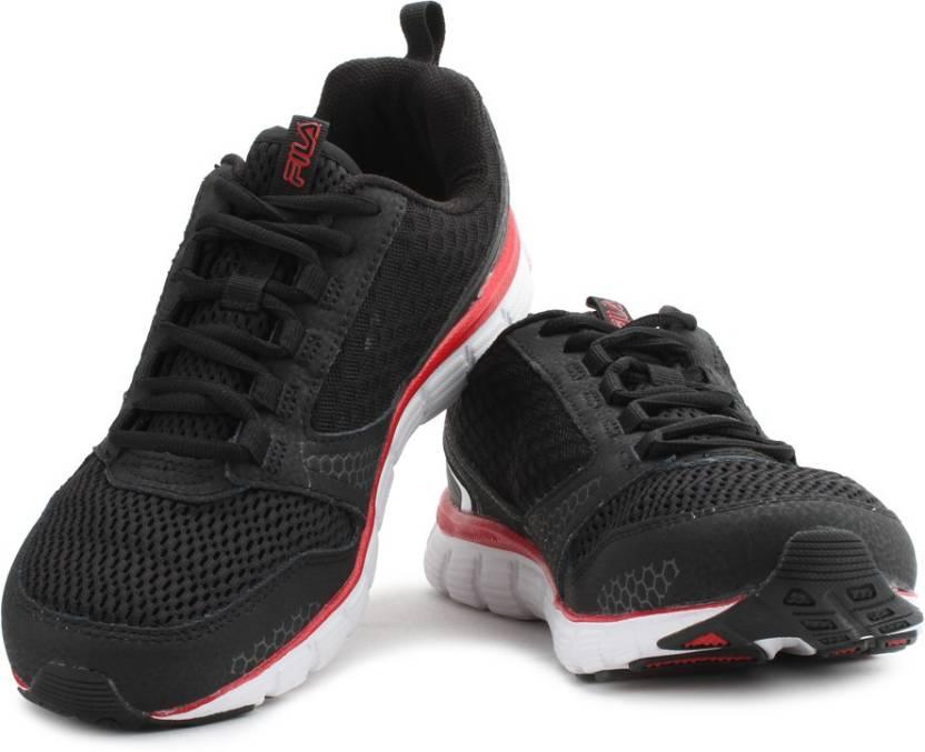 be9187740fbd Fila Memory Windstar Running Shoes For Men - Buy Blk