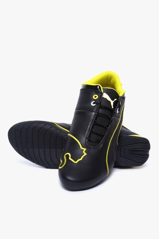 d98ba6e0eec7 Puma Ferrari Future Cat M1 Sf Motorsport Shoes For Men - Buy black ...