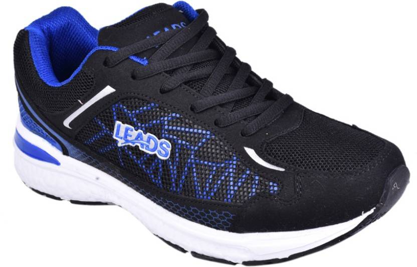 8287349fd673 Aqualite Leads Walking Shoes For Men - Buy BLACK BLUE Color Aqualite ...