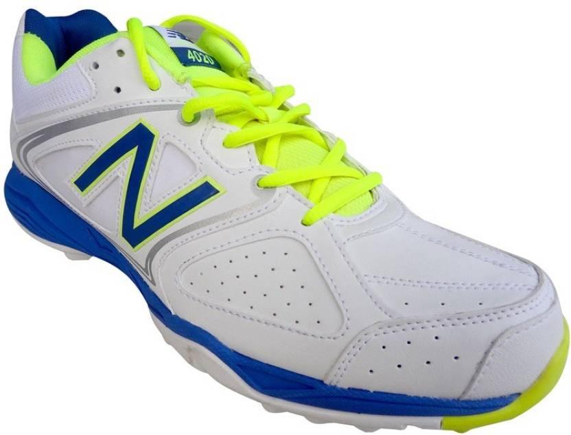 d2d1f7fad02 New Balance CK4020TC Cricket Shoes For Men - Buy Blue Color New ...