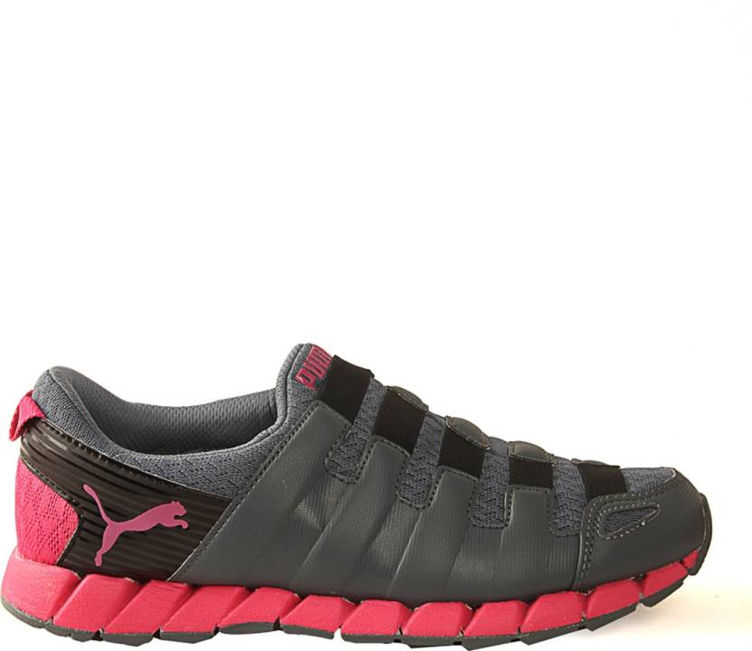 Puma Running Shoes For Women(Black)