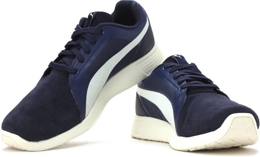 5d6381c0326a Puma ST Trainer Evo SD Sneakers For Men - Buy peacoat-whisper white ...