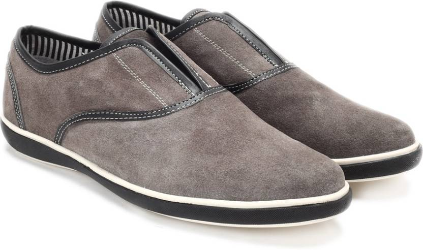 Arrow Men Suede Leather Loafers