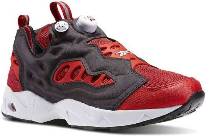 d67349c55ab REEBOK INSTAPUMP FURY ROAD CNY Men Sneakers For Men (Black