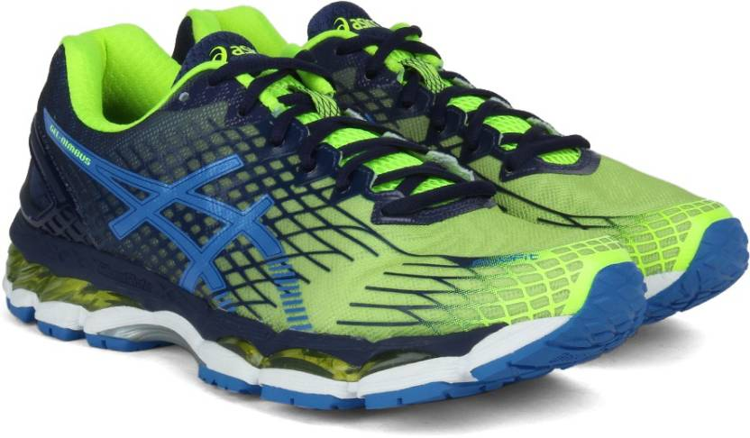 finest selection 271ab 78a33 Asics Gel Nimbus 17 Men Running Shoes For Men