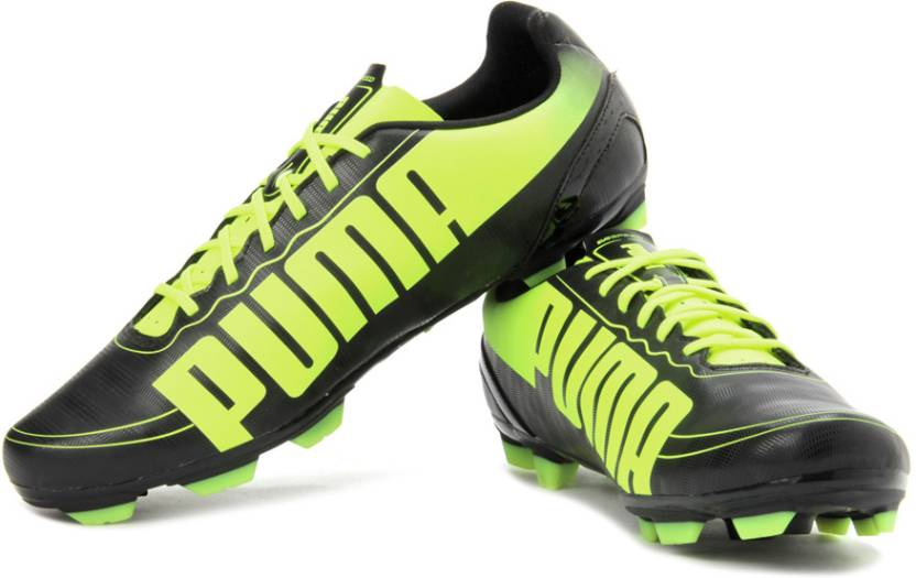 Puma evoSPEED 5-2 FG Football shoes For Men - Buy Black 2634f571a