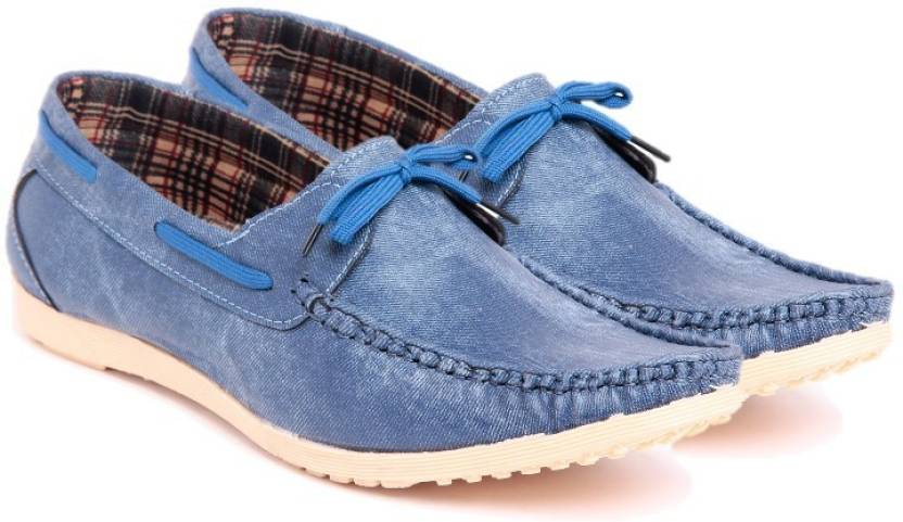 Foot n Style FS271A Boat Shoes