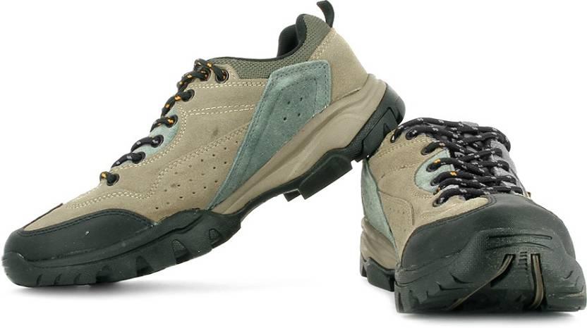 3c29b551ed1587 Power by Bata Mattypower Outdoors Shoes For Men (Beige, Black, Multicolor)