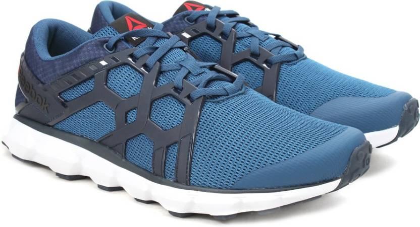 7e834d85c66aaf REEBOK HEXAFFECT RUN 4.0 MTM Running Shoes For Men - Buy BLUE NAVY ...