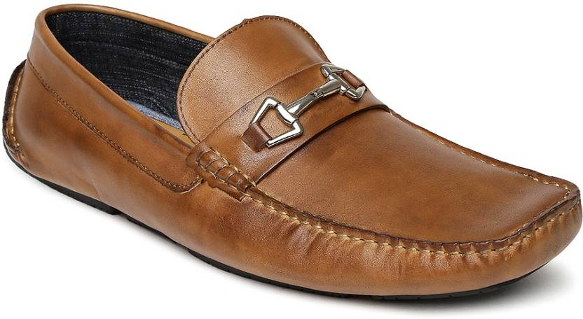 79a9c95a1b0 Steve Madden Loafers For Men - Buy Brown Color Steve Madden Loafers ...