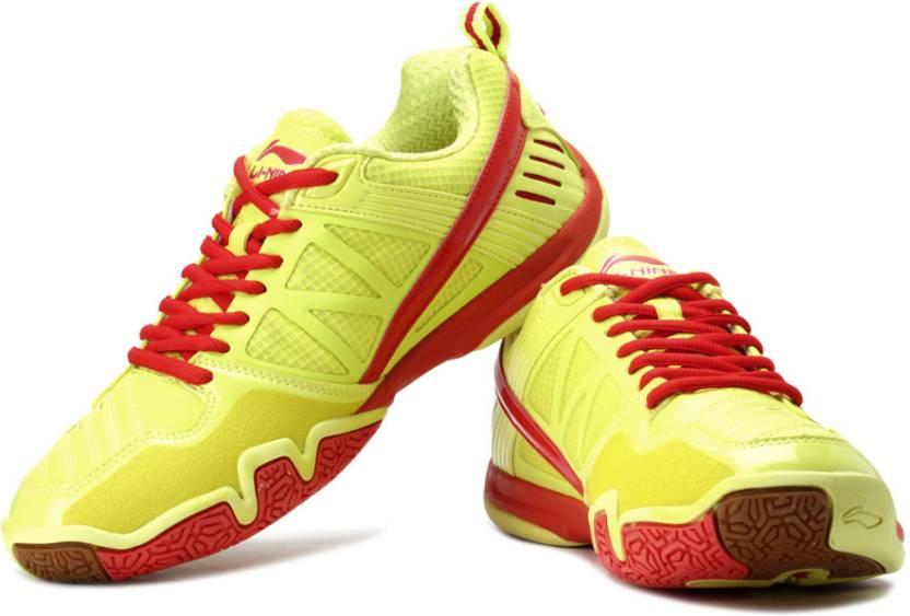 Li Ning Badminton Shoes For Men