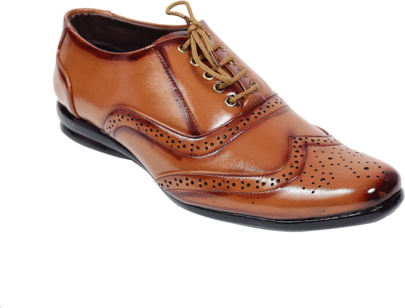 Shoe Mate Lace Up Shoes For Men