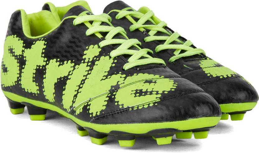 61d89aaaa01 Stag Strike Football Shoes For Men - Buy Black Color Stag Strike ...