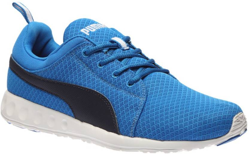 675383340fc Puma Carson Runner IDP H2T Running Shoes For Men - Buy Electric Blue ...