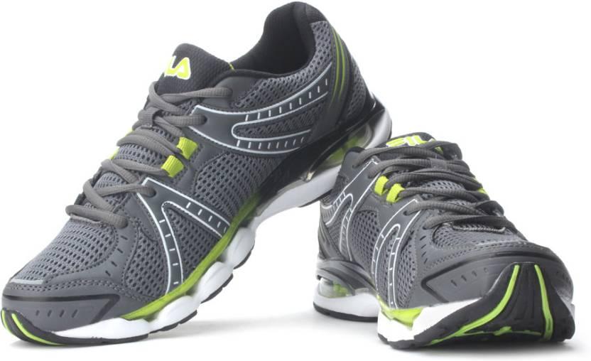 e4c6a00ff Fila Rival Ii Running Shoes For Men - Buy Grey