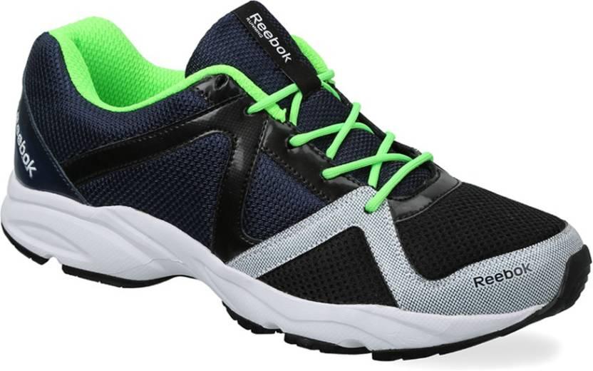 b25ab3e3ef8 REEBOK THUNDER RUN Men Running Shoes For Men - Buy run BLK NAVY NEON ...