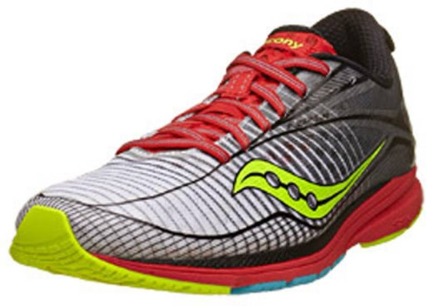 Saucony Type A6 Men S Running Shoes For Men Buy White Black Red