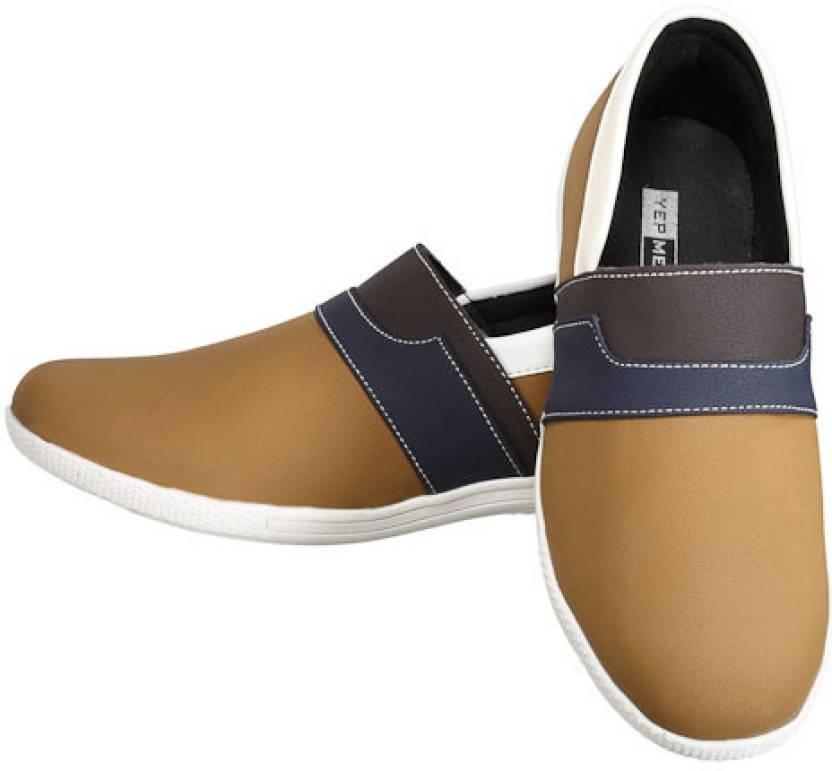 Yepme Leather Shoes