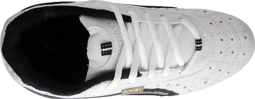 Action Synergy 27502 Walking Shoes For Men(White)