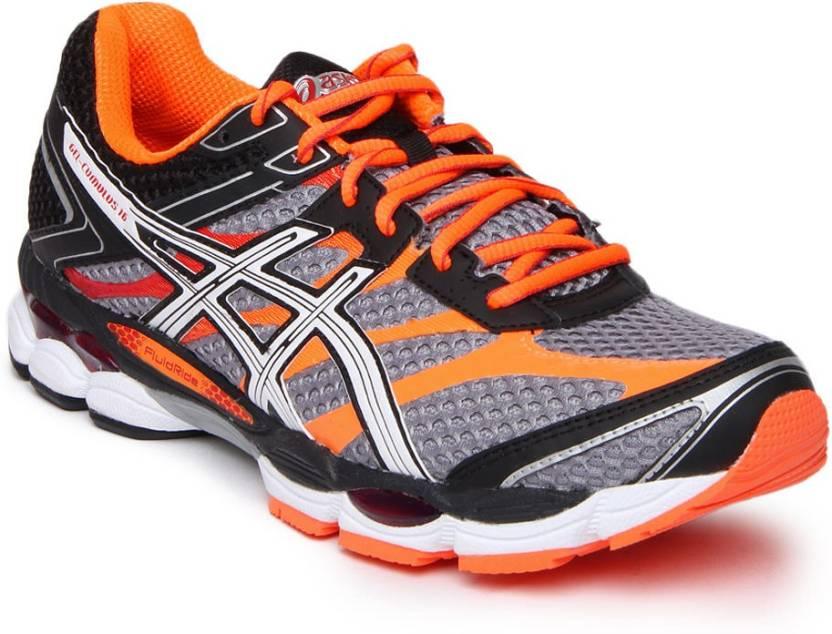 98913dce5bb Asics Gel Cumulus 16 Orange Men Running Shoes For Men - Buy Orange ...
