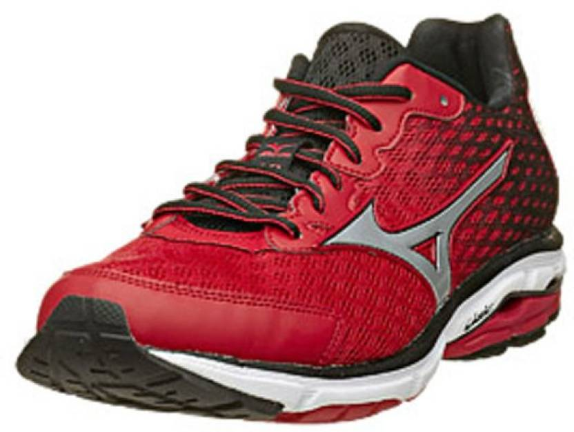 new concept 004da 393ba Mizuno Wave Rider 18 Men's Running Shoes For Men - Buy Red ...