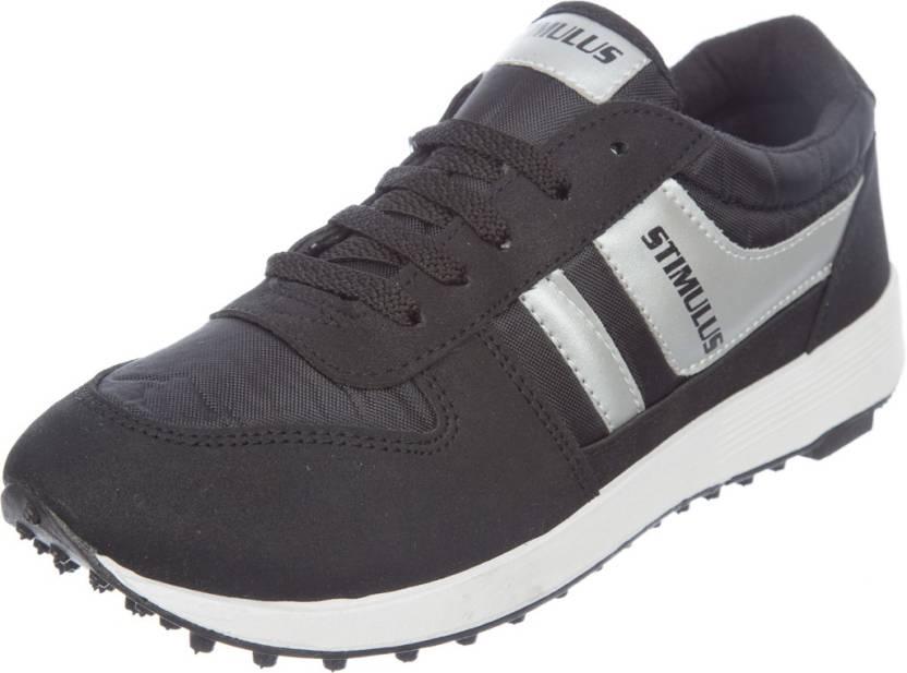 92c7bd1e8e Paragon Stimulus 9764 Running Shoes For Men - Buy Black Color ...