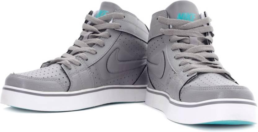 Nike Liteforce Mid Sl Mid Ankle Sneakers For Men - Buy Grey Color ... f1d9b5151