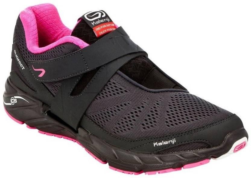 big sale 97c65 dedff Kalenji by Decathlon Eliofeetoman Women Running Shoes For Women (Grey, Pink)