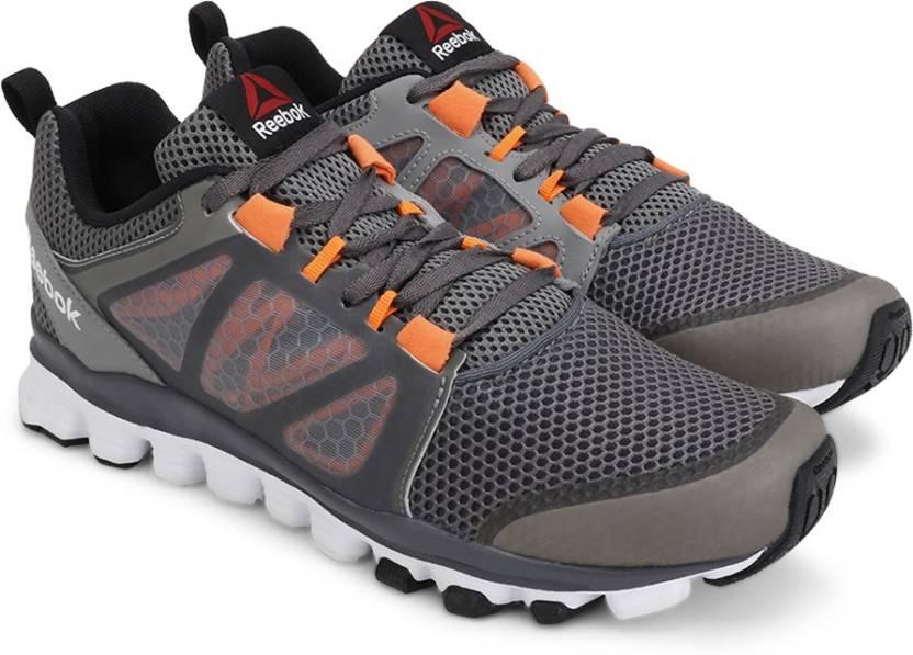 e6c7a6469974 REEBOK HEXAFFECT RUN 3.0 Running Shoes For Men - Buy SHARK PEACH ...
