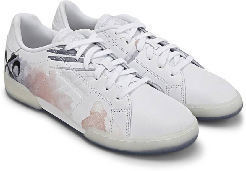 cc471a97275 REEBOK NPC II NE CELEBRATE Tennis Shoes For Women - Buy VLNTNS WHITE ...