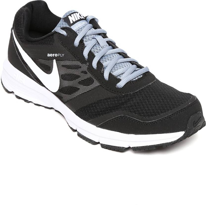 b31fd8ded89 Nike Air Relentless 4 Msl Running Shoes For Men - Buy BLACK WHITE ...